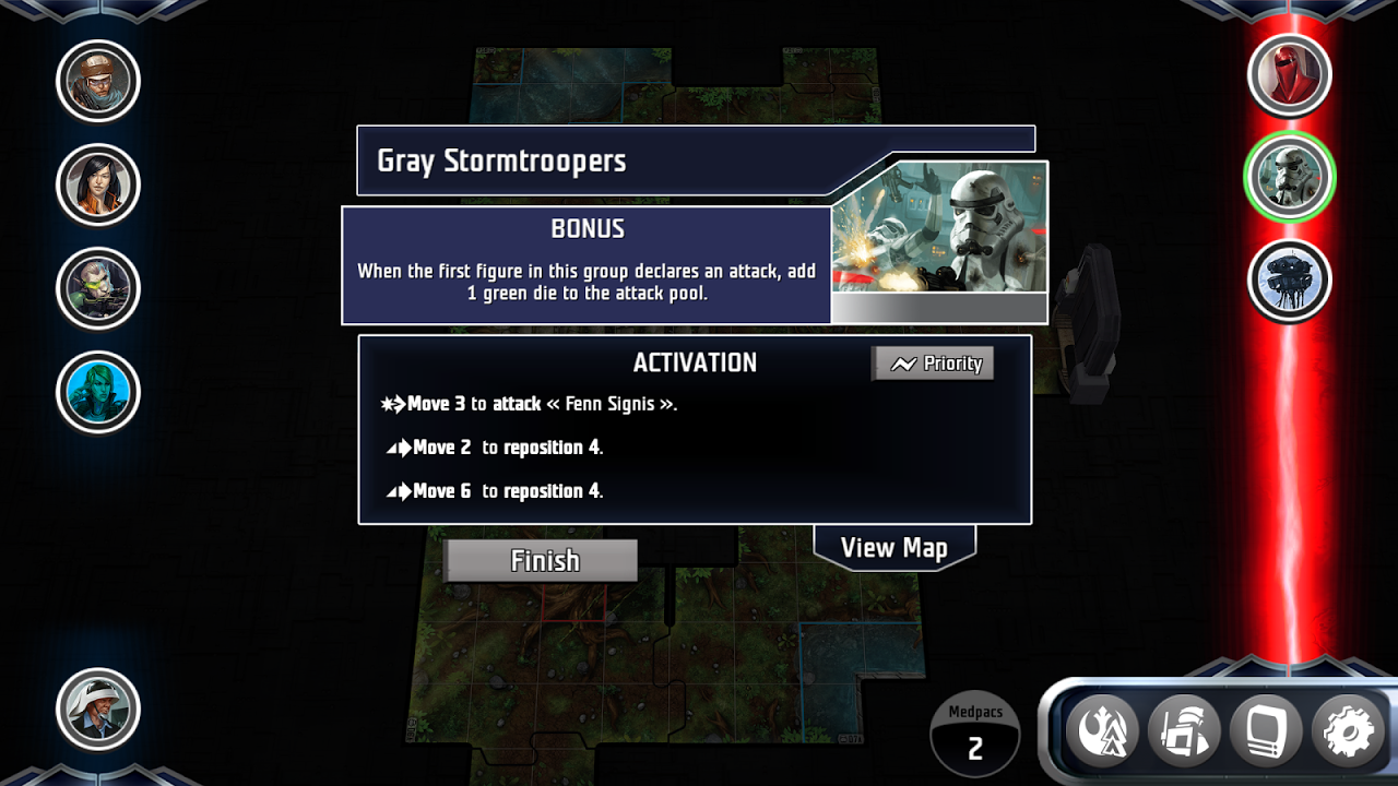 Star Wars: Imperial Assault app 1.0.1 Screen 4
