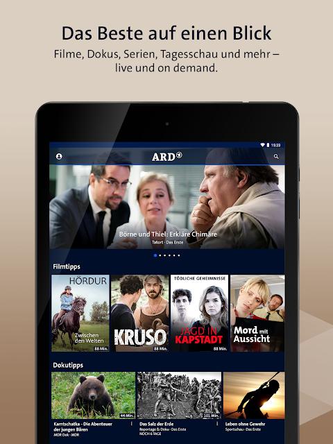 ARD Mediathek 7.6.0 Screen 4