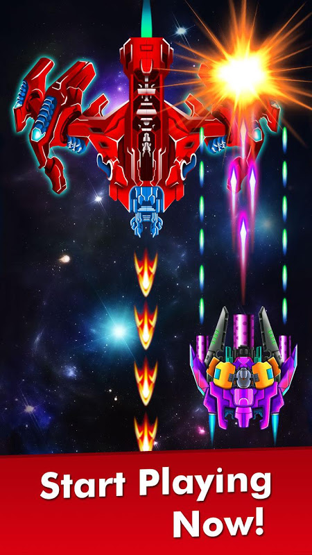 Galaxy Attack: Alien Shooter 7.13 Screen 6