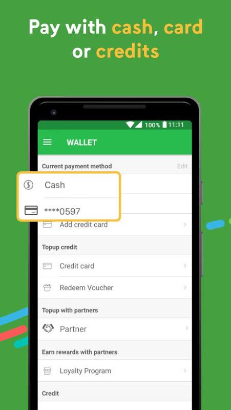 Android Careem - Car Booking App Screen 3