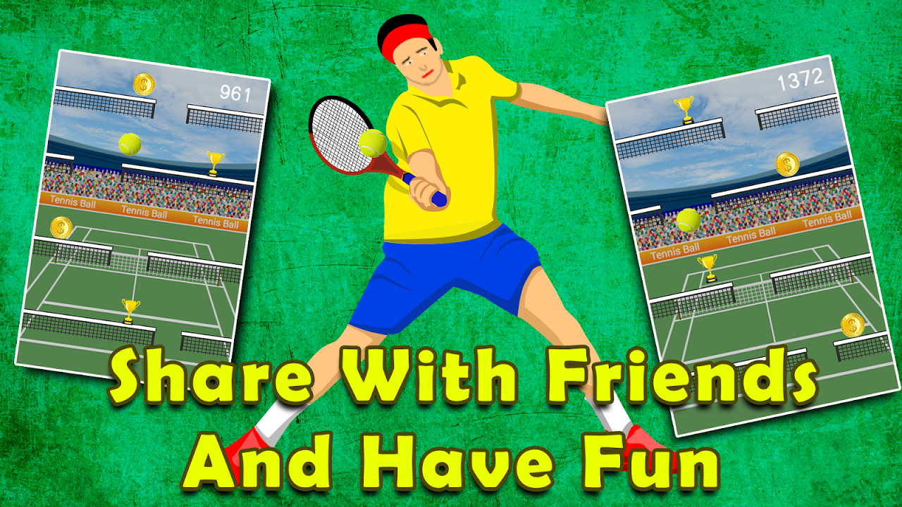Android Tennis Champion Screen 2