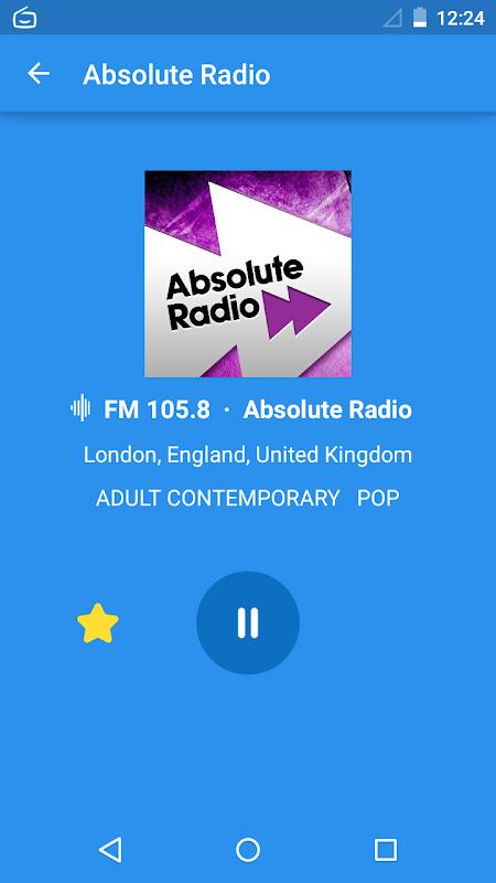 Simple Radio - Free Live FM AM Radio & Music 2.6.2 Screen 9