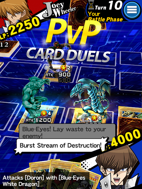 Android Yu-Gi-Oh! Duel Links Screen 8