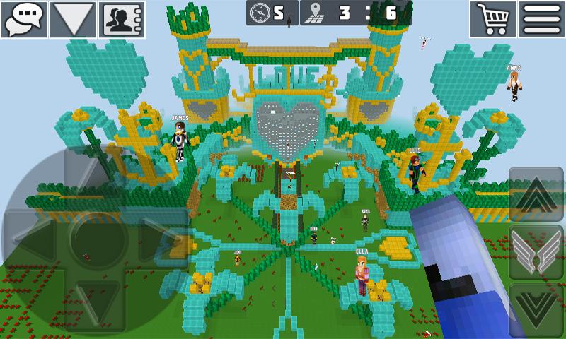 WorldCraft : 3D Build & Craft 3.1 Screen 6