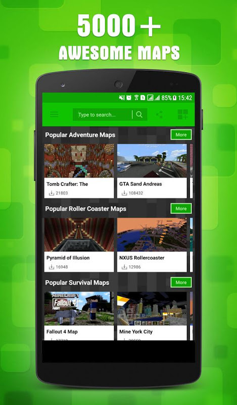 Maps for Minecraft PE 1.11.1 Screen 1