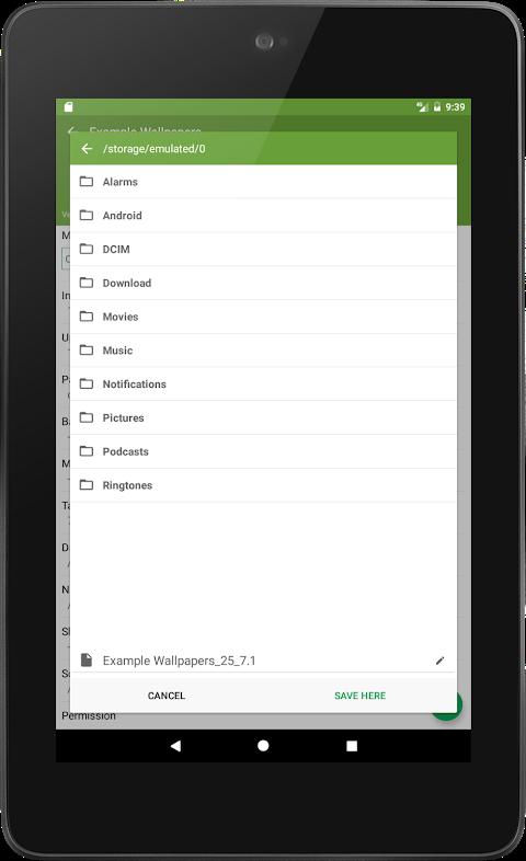 My APK 2.3.8.4 Screen 14