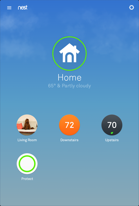 Nest 5.4.0.38 Screen 5