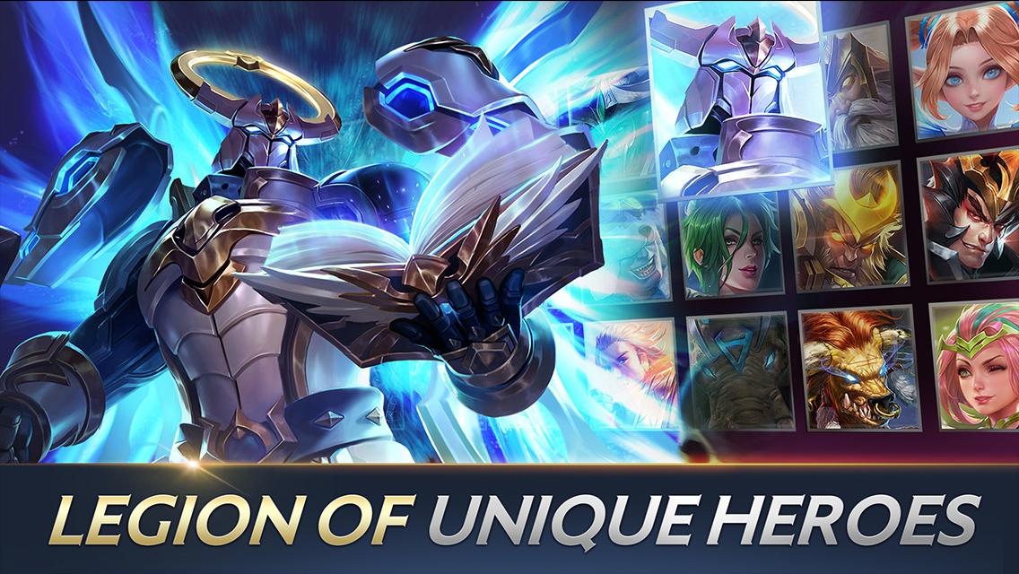 Garena AOV - Arena of Valor 1.17.2.1 Screen 3