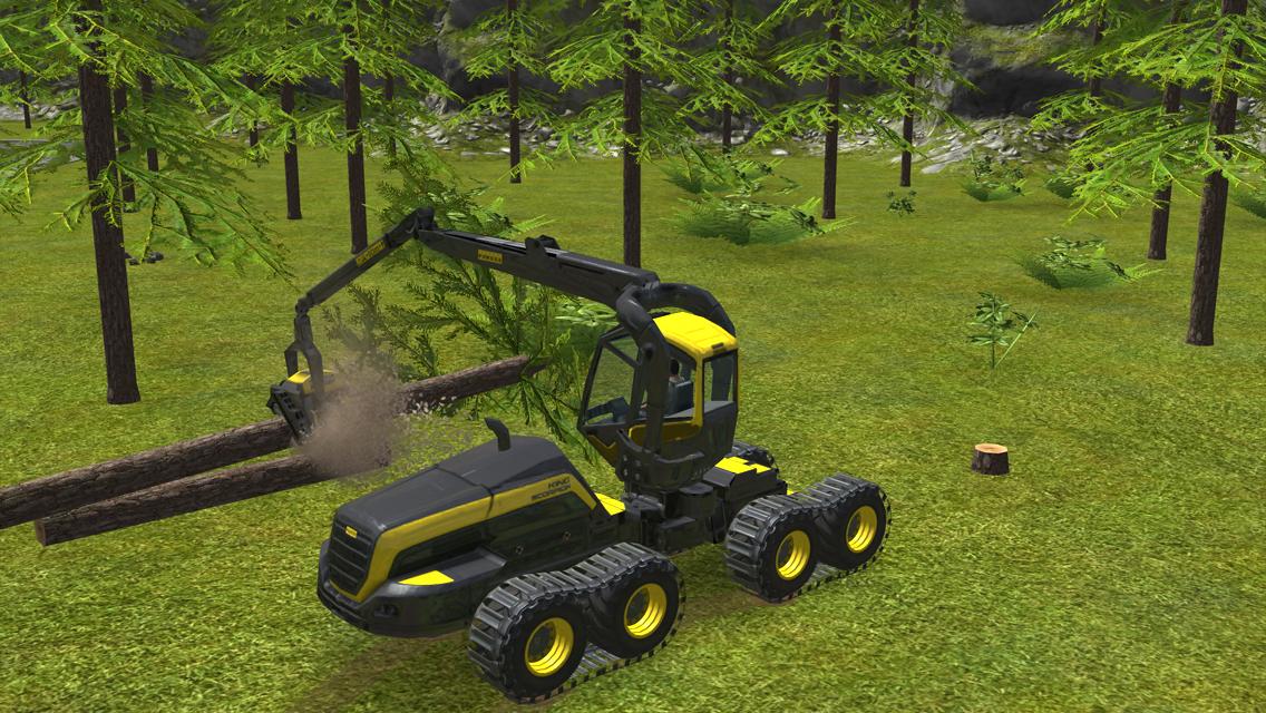 Android Farming Simulator 16 Screen 7