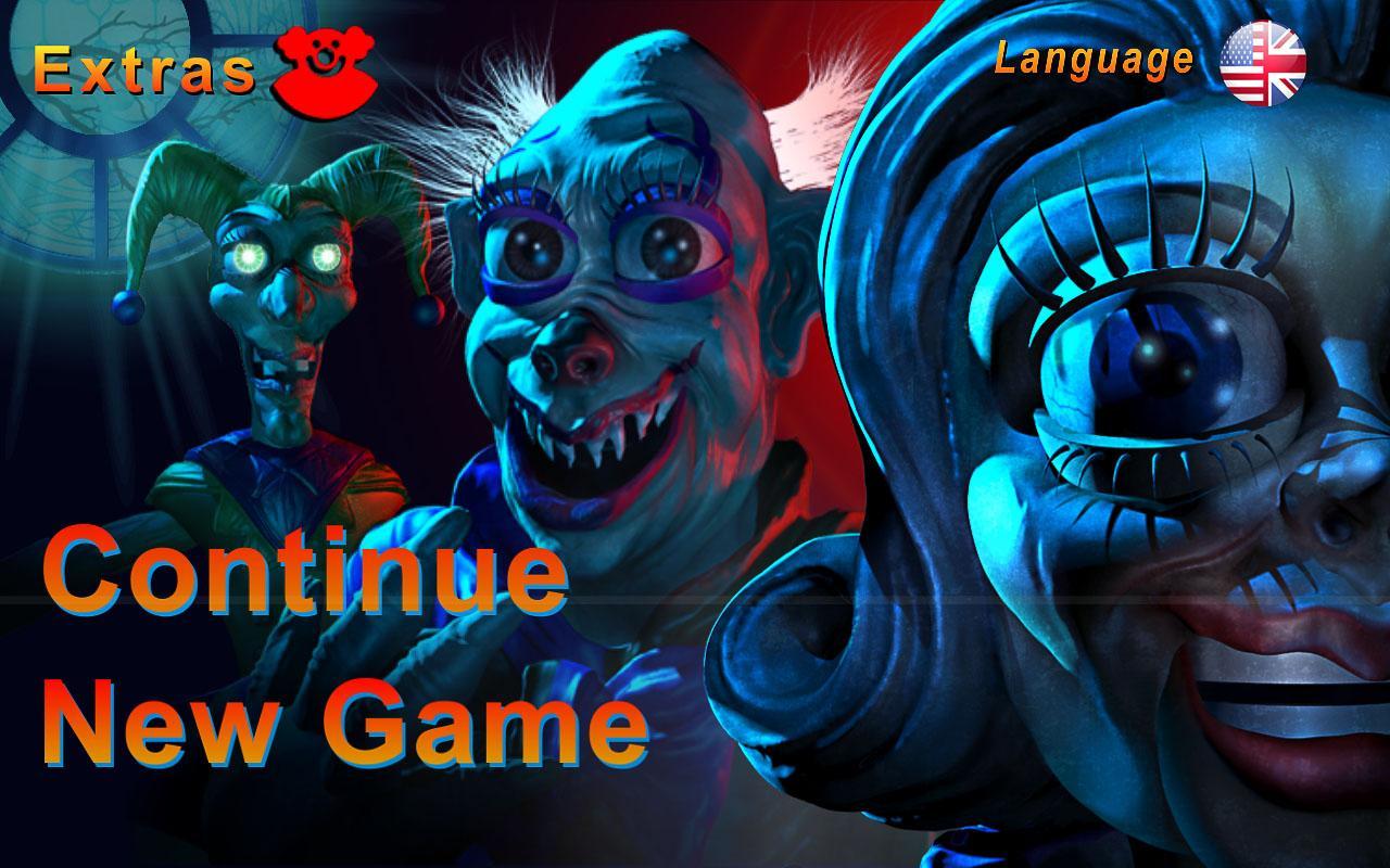 Android Zoolax Nights:Evil Clowns Full Screen 6