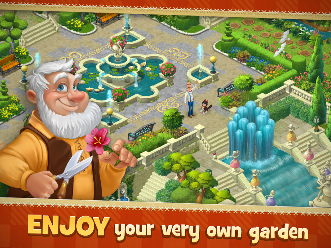 Android Gardenscapes Screen 14