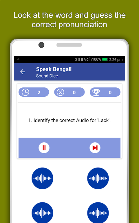 Speak Bengali : Learn Bengali Language Offline 1.0.6 Screen 12