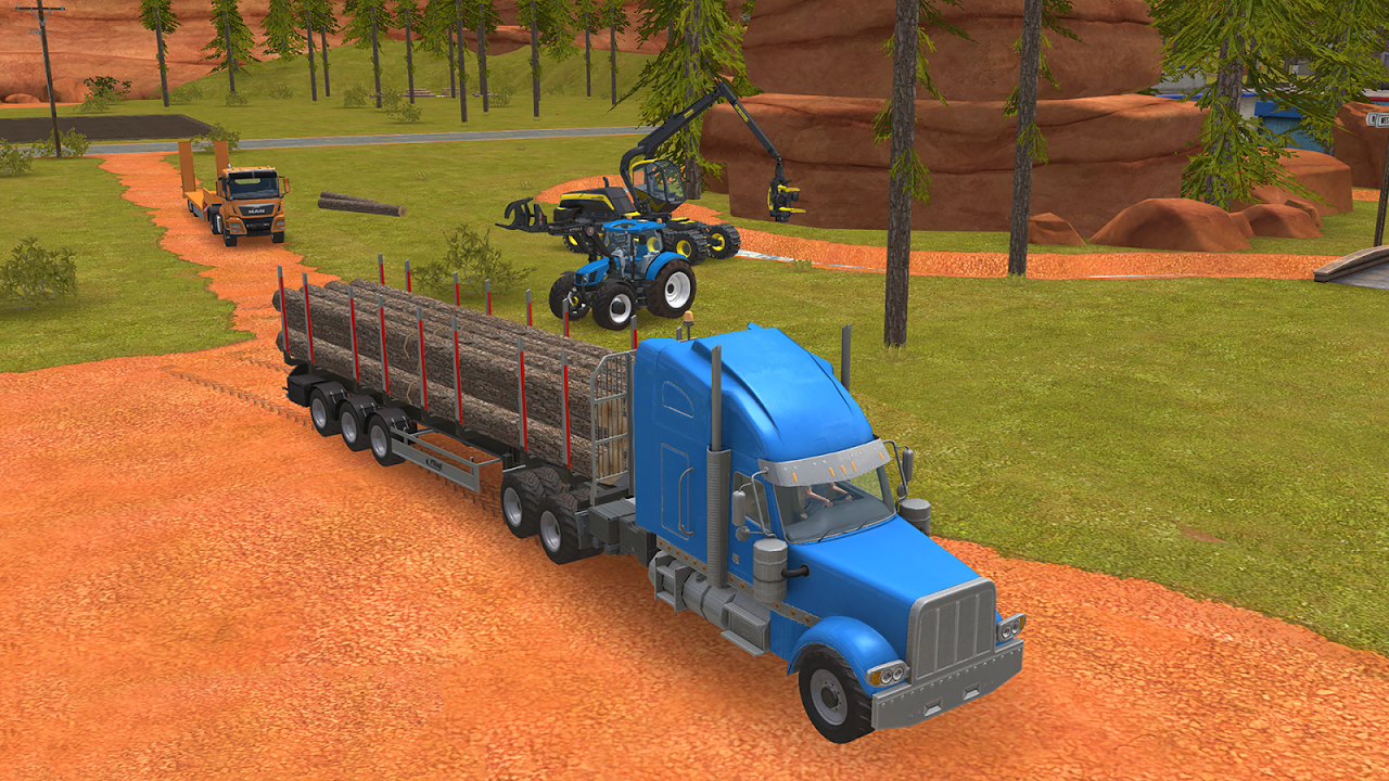 Farming Simulator 18 1.0.0.9 - Google - OES2 Screen 13