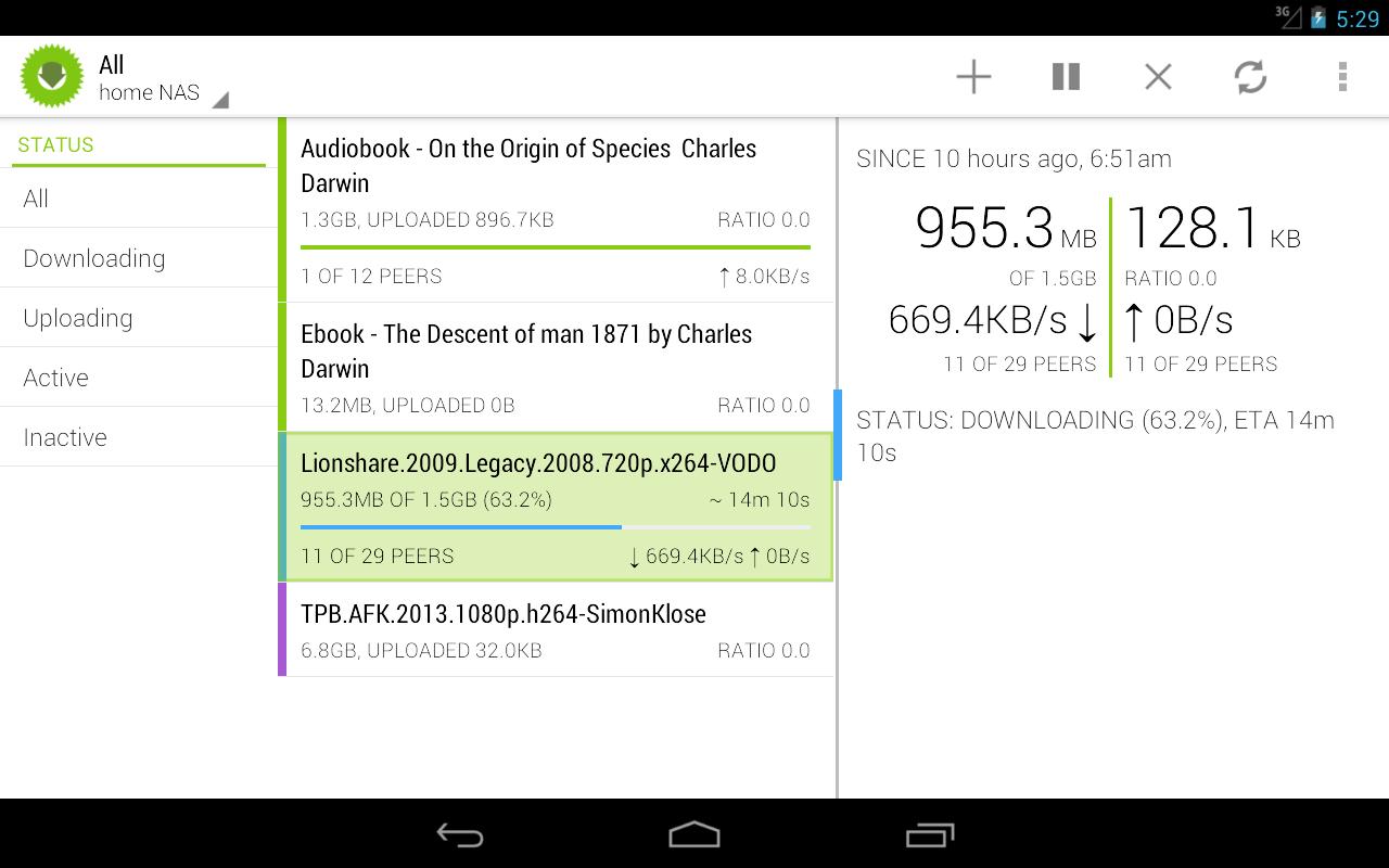 Transdrone 2.5.14 Screen 4