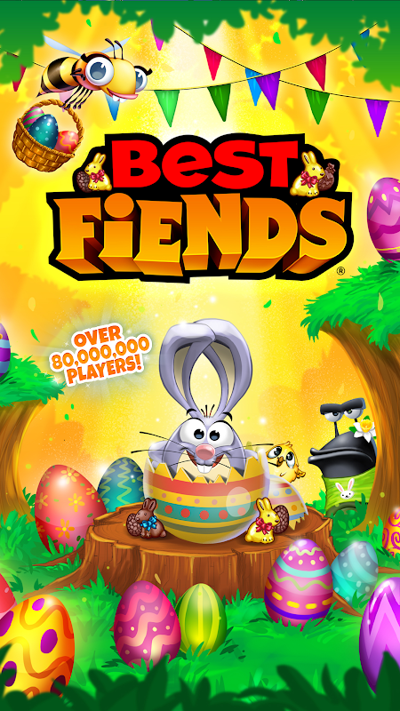 Android Best Fiends - Puzzle Adventure Screen 17