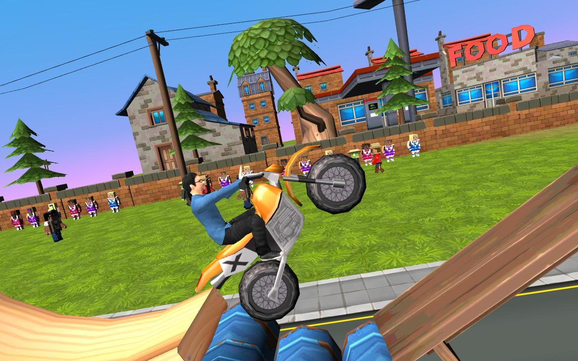 Dirt Bike - Cartoon Trial 1.7 Screen 3