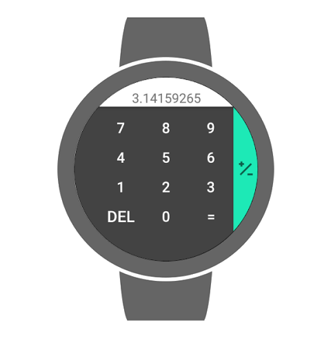 Calculator 5.2 (2419427) Screen 4