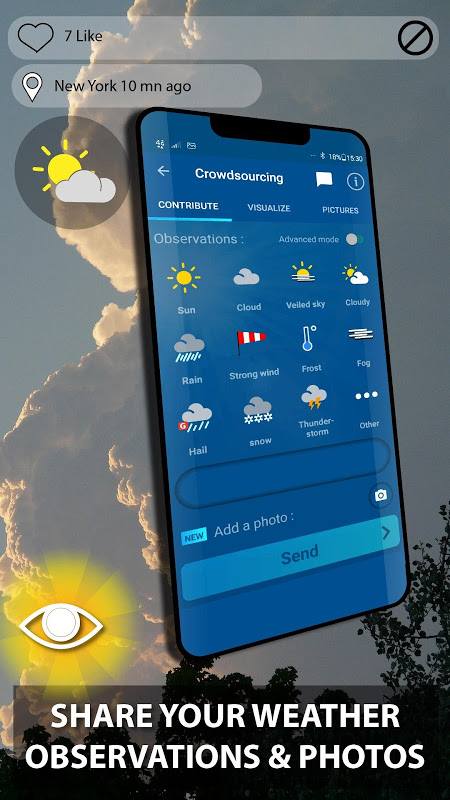 Android My Weather App Screen 4