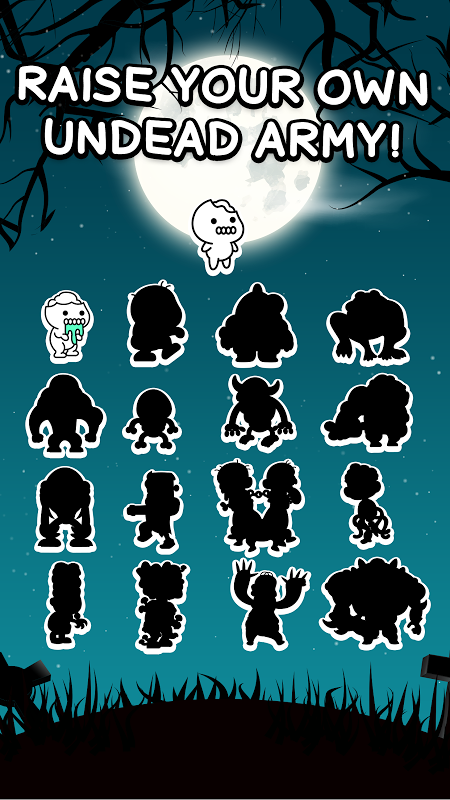 Zombie Evolution - Halloween Zombie Making Game 1.0.5 Screen 3