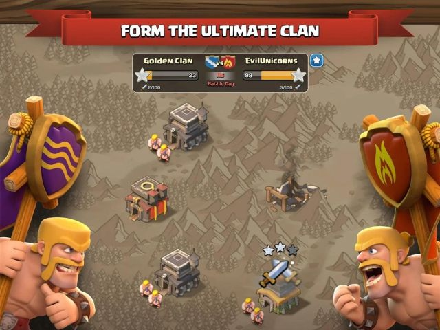 Clash of Clans 9.434.31 Screen 4