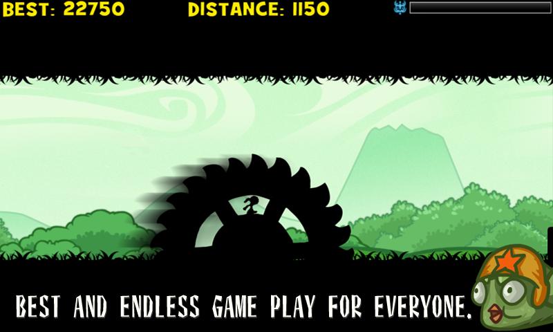 Android Ninja: Shadow Rush Screen 2