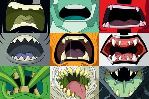 Android Ben 10 MouthOff Screen 4