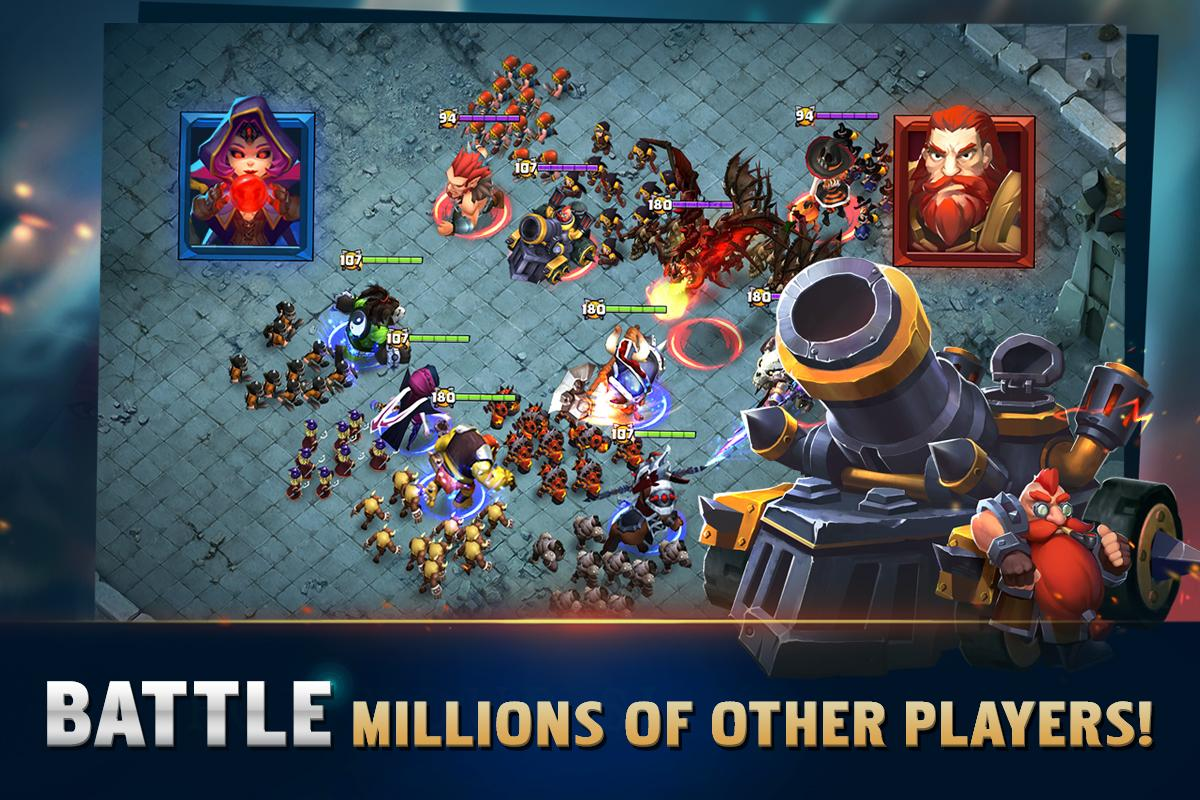 Clash of Lords 1.0.420 Screen 4