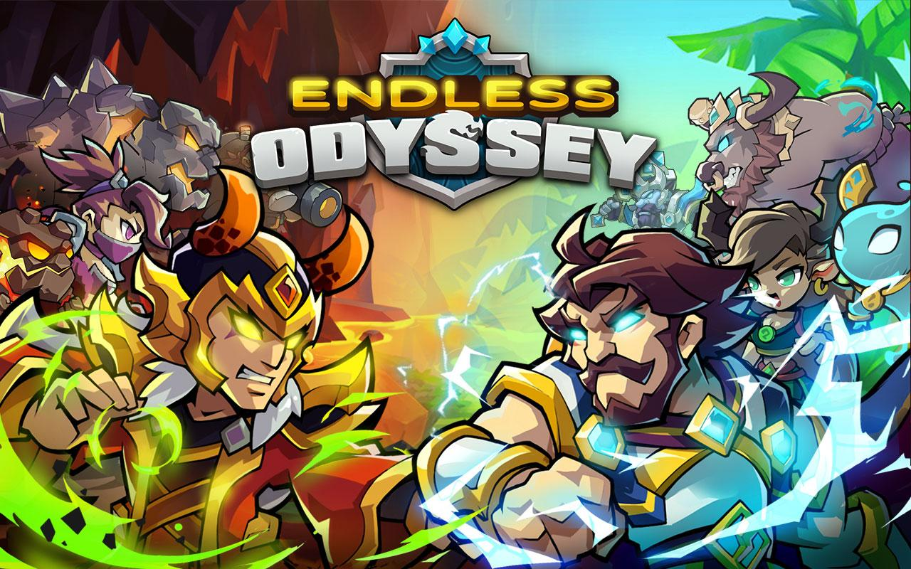 Android Endless Odyssey Screen 11