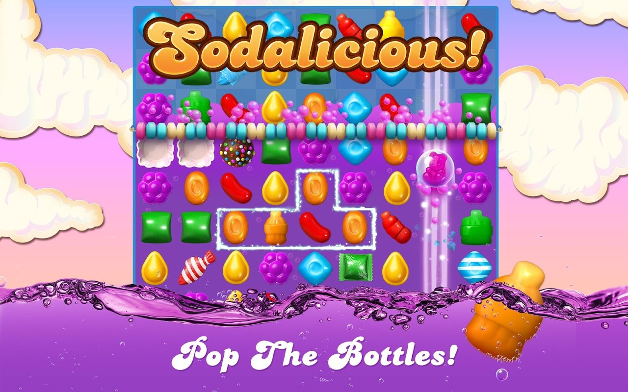 Android Candy Crush Soda Saga Screen 9