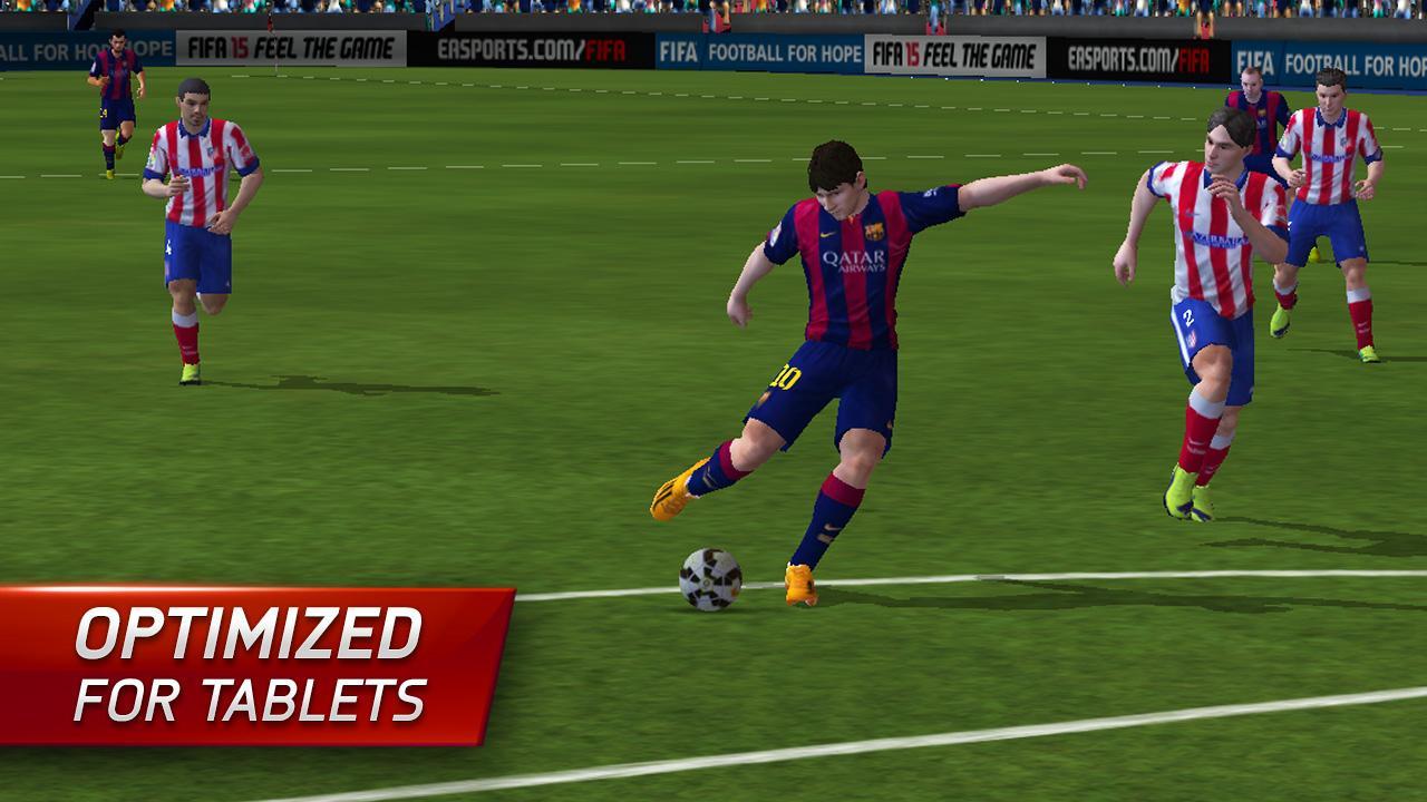 Android FIFA 15: UT Screen 5