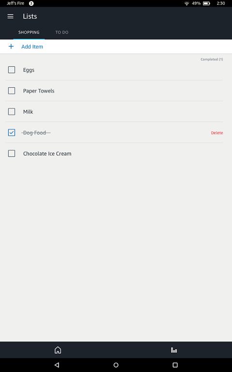 Alexa 2.1.366.0 Screen 5