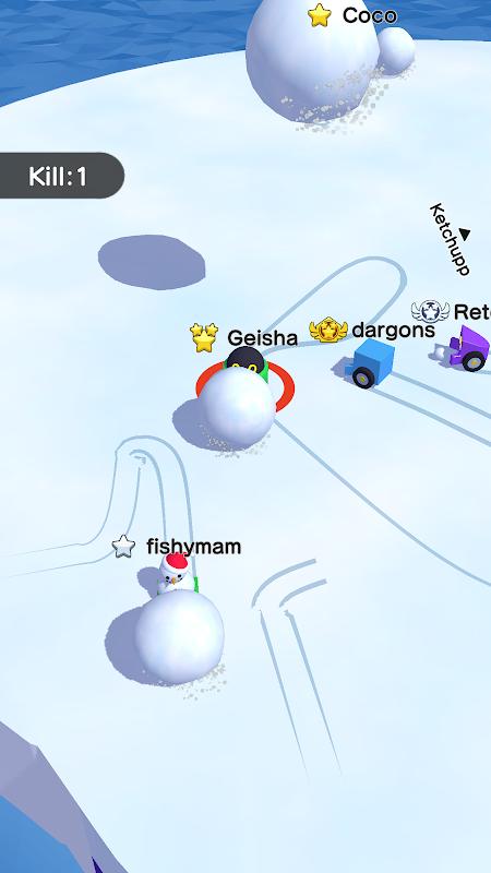 Snowball.io 1.2.5.2 Screen 1