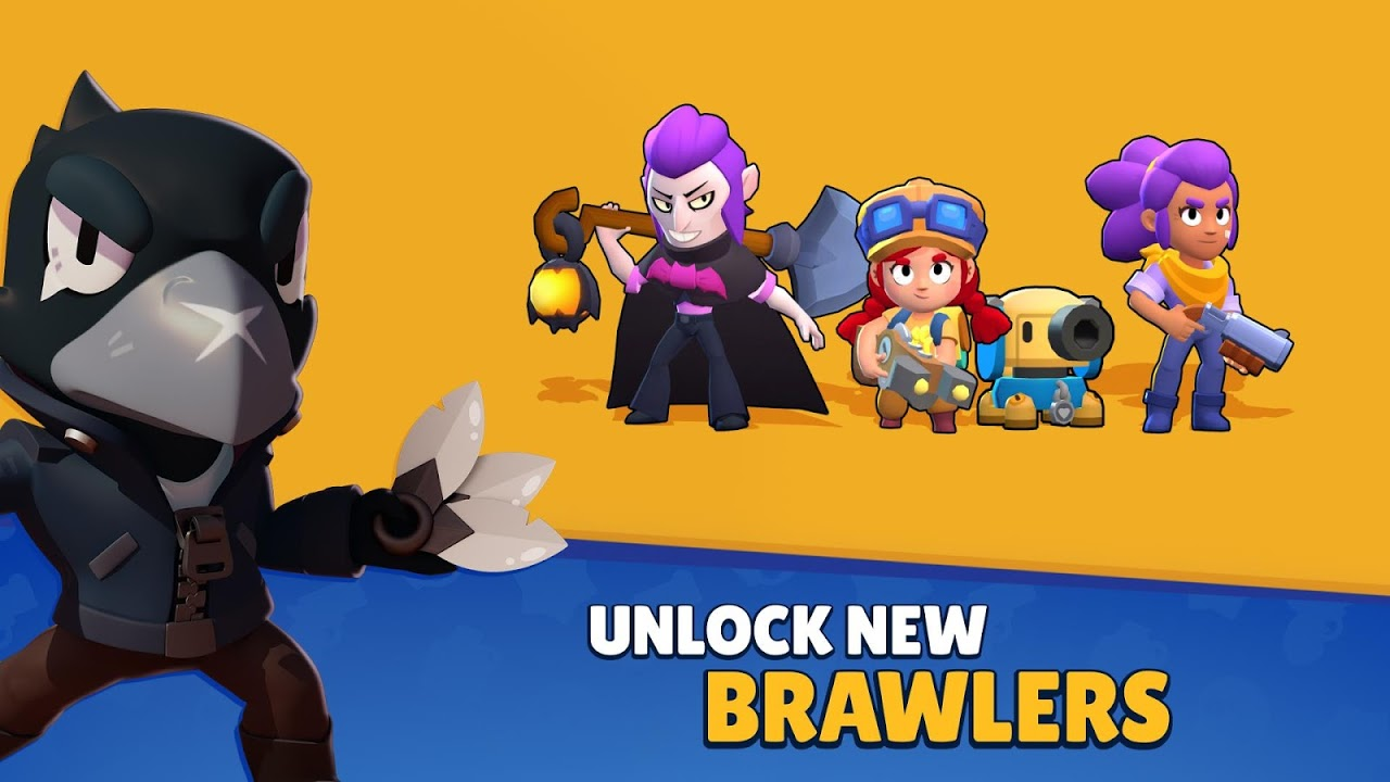 Android Brawl Stars Screen 4