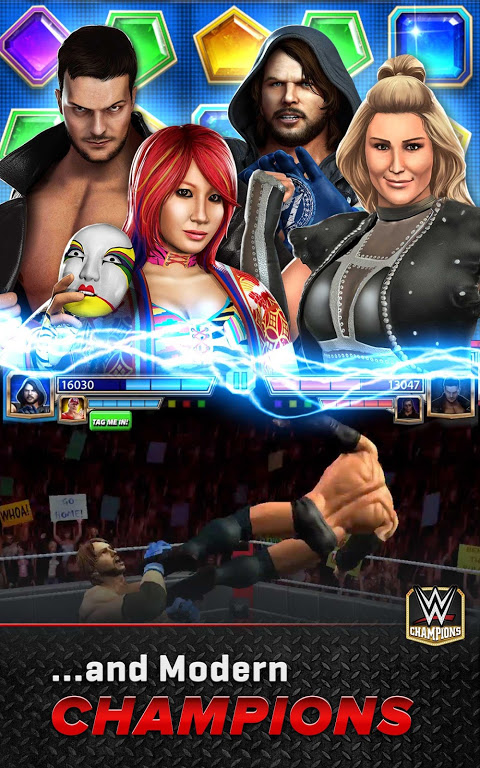 WWE Champions Free Puzzle RPG 0.306 Screen 14