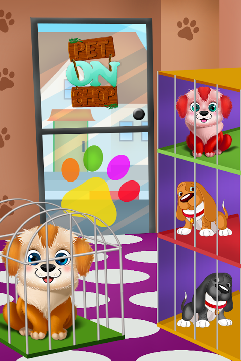 Pet Life My Cute Puppy 7.2 Screen 2