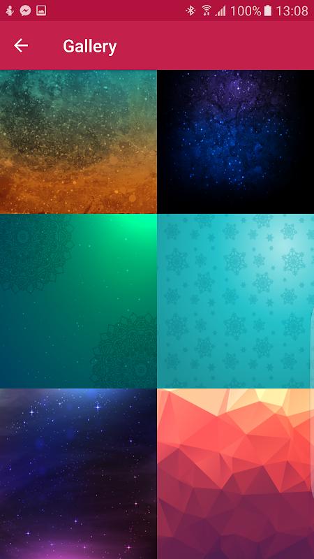 Theme Setter 1.8 Screen 1