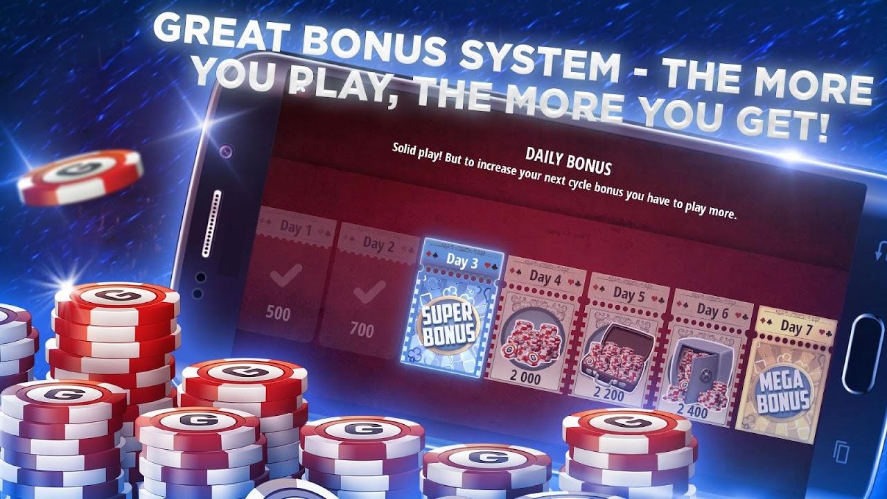Poker Texas Holdem Live Pro 6.3.1 Screen 11