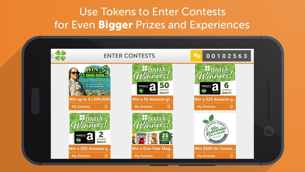 Lucktastic: Win Prizes, Gift Cards & Real Rewards 2.9.3 Screen 6