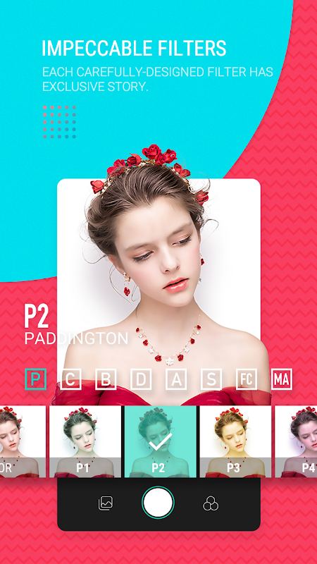 Android POLA Camera - Beauty Selfie, Clone Camera& Collage Screen 5