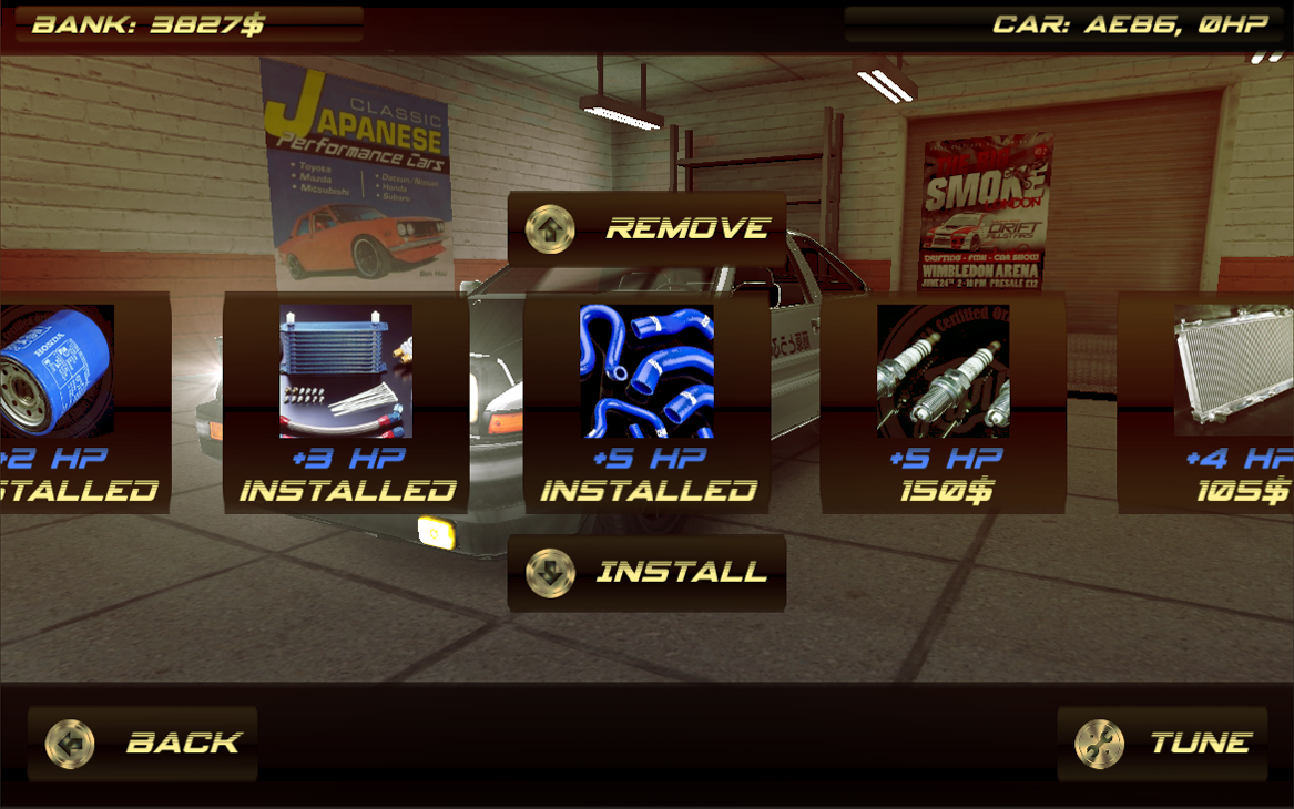 SNR Drift Racing 1.0.0 Screen 2