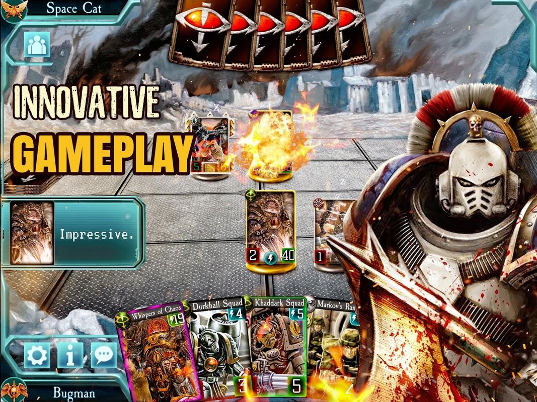 The Horus Heresy: Legions – TCG card battle game 1.0.80 Screen 9