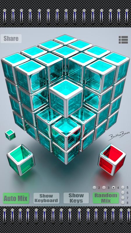 ButtonBass EDM Cube 2 APKs | Android APK