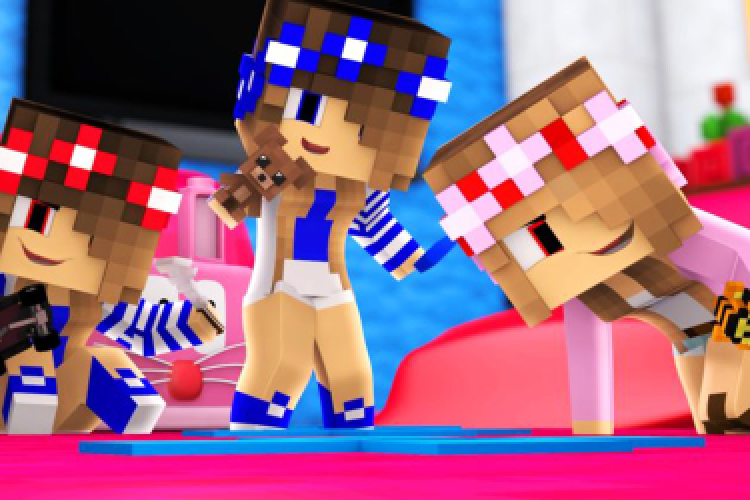 Android Baby Skins for Minecraft Screen 1