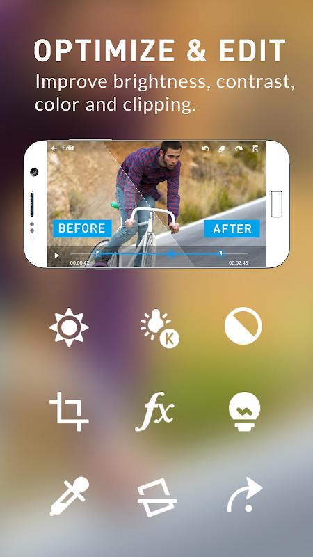 Camera MX - Photo, Video, GIF Camera & Editor 4.7.188 Screen 6