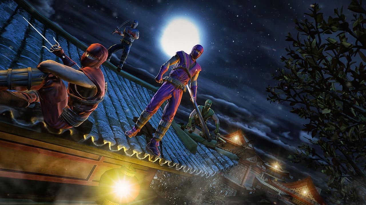 Android Ninja Fighting Spree Screen 3