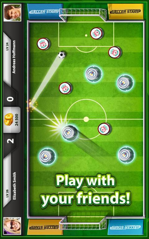 Soccer Stars 4.2.0 Screen 5