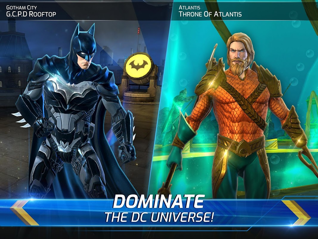 DC Legends: Battle for Justice 1.24.2 Screen 9