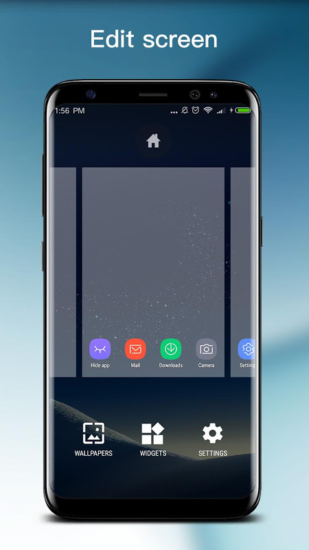 Android S S8 Launcher - Galaxy S8 Launcher, theme, cool Screen 5