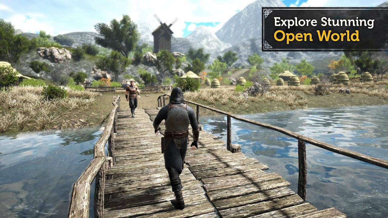 Evil Lands: Online Action RPG 1.2.1 Screen 6