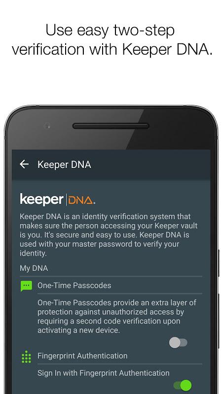 Keeper 12.0.0 Screen 6